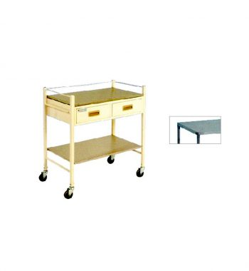 DRESSING TROLLEY-STD-2 DRAWERS-VS129-A