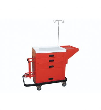 EMERGENCY CART/RESUSCITATION - CA3000 SL